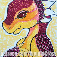 Andgi in May Copic Colors