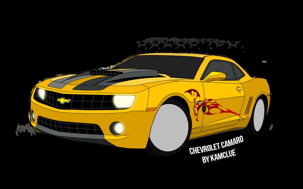Chevrolet Camaro Drawing By On Deviantart