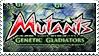 Mutants Genetic Gladiators Stamp by KamClue750