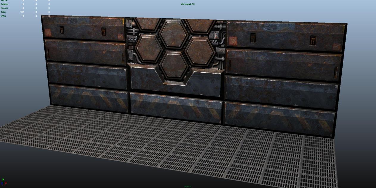 sci fi ceiling texture. Scifi Tech Wall Textures By Laggyzaki Sci Fi Ceiling Texture 3