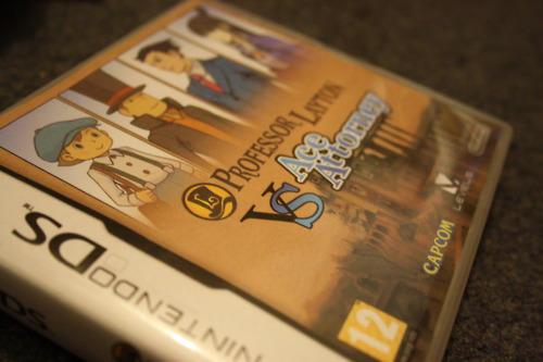 Box:Layton VS Ace Attorney