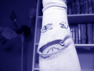 The Sock Puppet of Doom