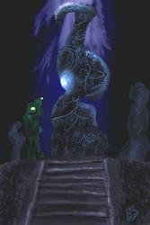 SP Alien Totem poles RESUBMIT