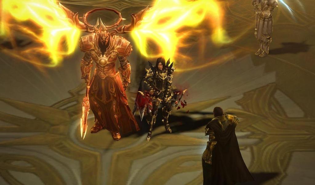 Diablo III Imperius, DH, Tyrael By Sweetnessnina On DeviantArt