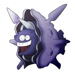 Cloyster by Little-Papership