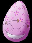Egglectrode