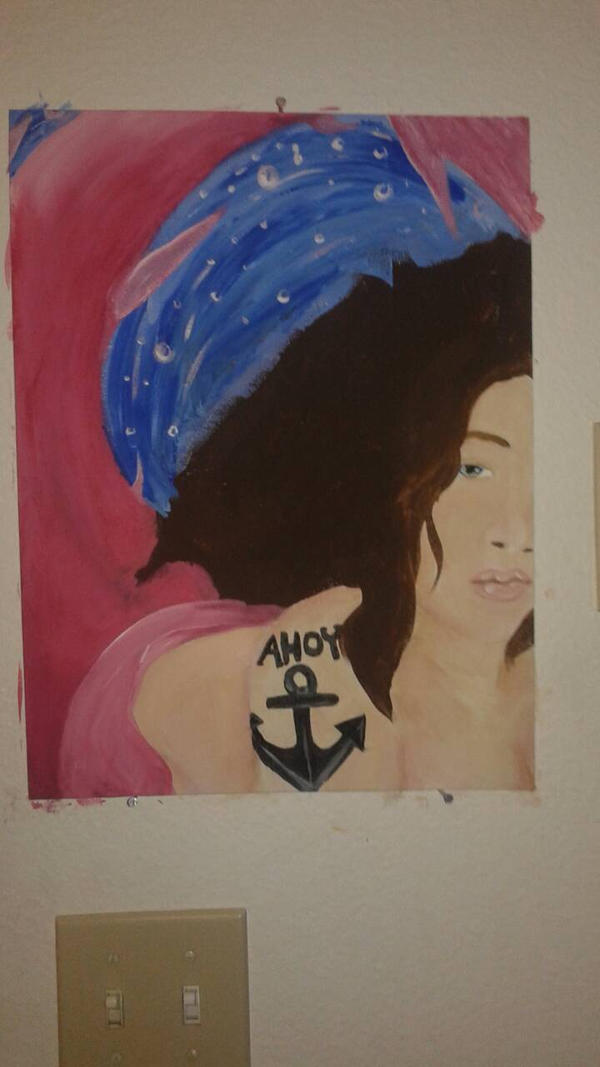 Ahoy 2 WIP by DaughterRootless