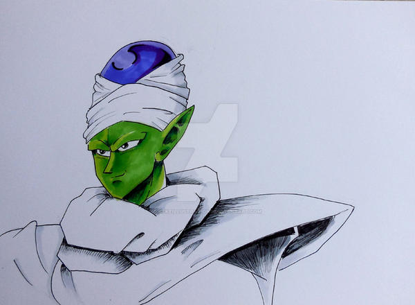 Piccolo by KekeIllustrations