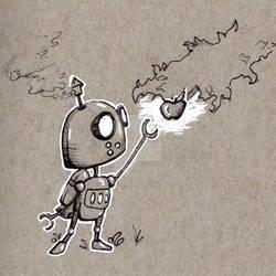 Robots: Ripe Apple