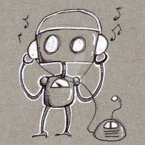 Robots: Jamming Out