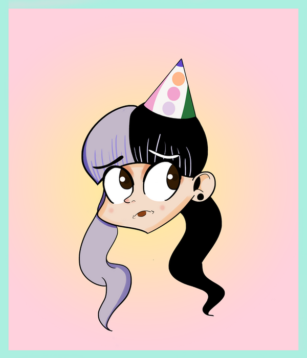 It's My Party and I'll Cry if I Want To.... by Lola-Monster