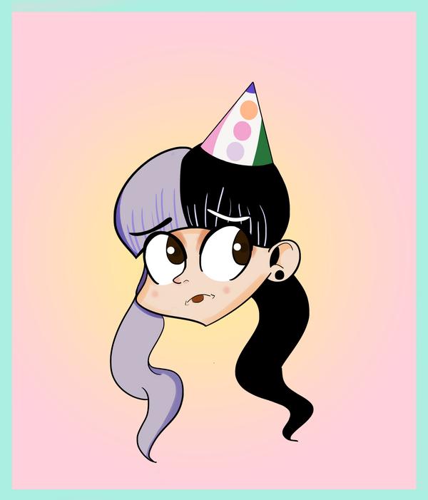 It's My Party and I'll Cry if I Want To.... by Lola-Monster