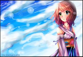The Eternal Clam -Yuna- by HappySmileGear