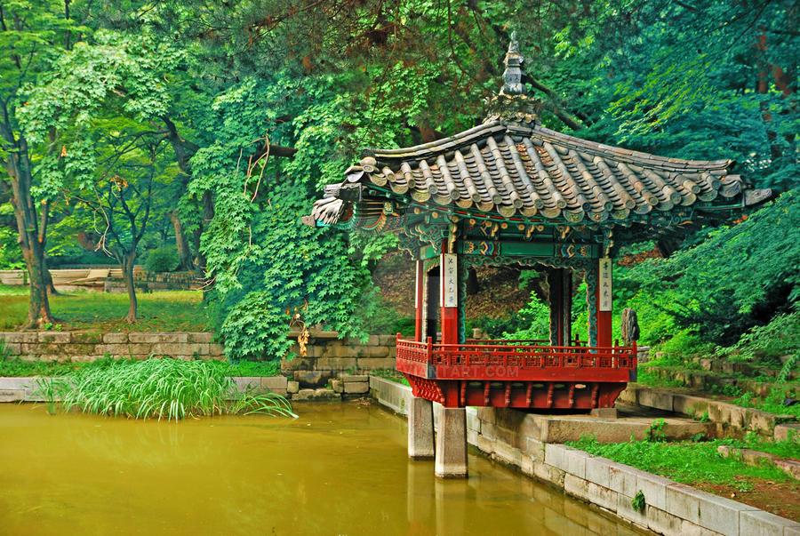 Biwon Secret Garden, Seoul, South Korea by e-uphoria on ...