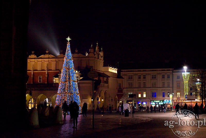 winter in Cracow, Poland || AG-foto.pl by e-uphoria