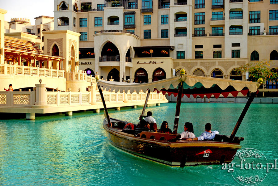 Downtown Dubai#2 || ag-foto.pl by e-uphoria