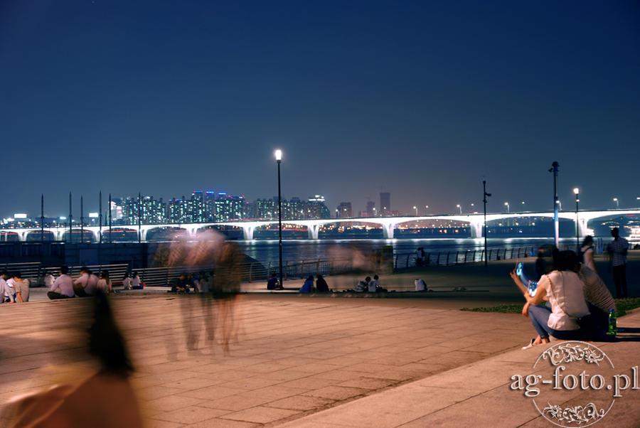 Seoul, Hangang Park || ag-foto.pl by e-uphoria