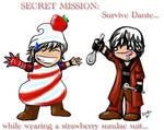 DMC4 Secret Mission