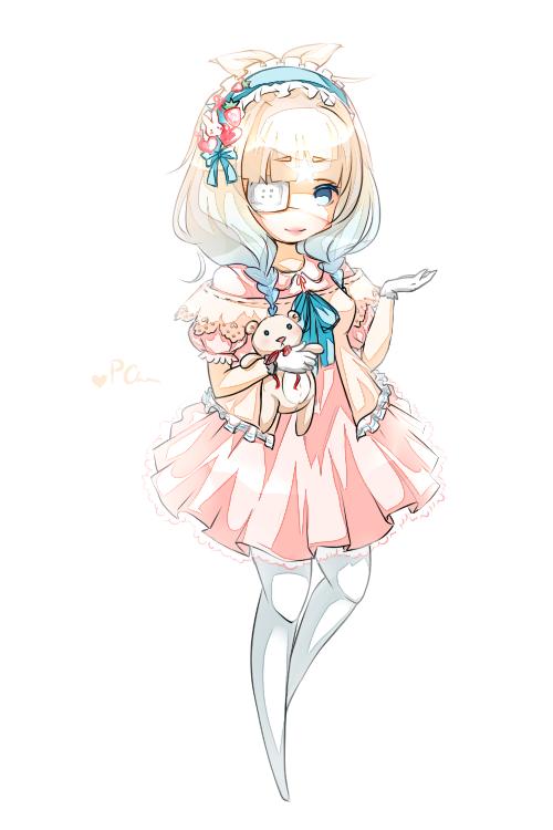 g: peachy by Piuu-chan