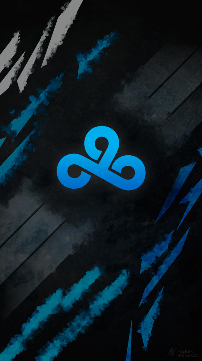 League of legends phone wallpaper cloud 9 by itsnostalgiic Cloud 9 architecture
