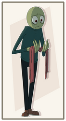 scarf? by TiaPunky