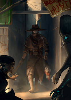 Cyberwitch - Witch Hunter
