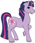 G2 Twilight Sparkle Vector