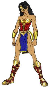 Modernized Wonder Woman