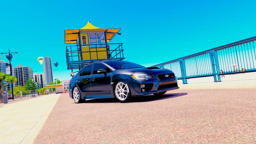 Subaru Chat Room