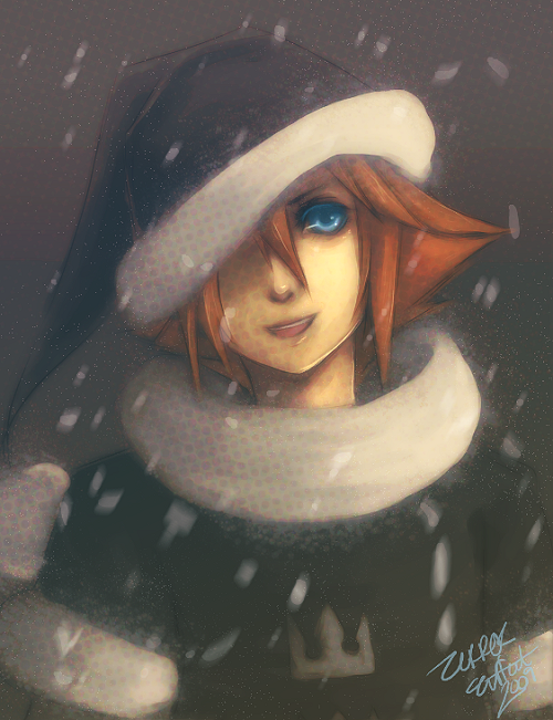 Merry Christmas - CT Sora by TerrorEffect