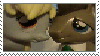MLP FIM Stamp-Derpy X Dr Whooves by KrazyKari