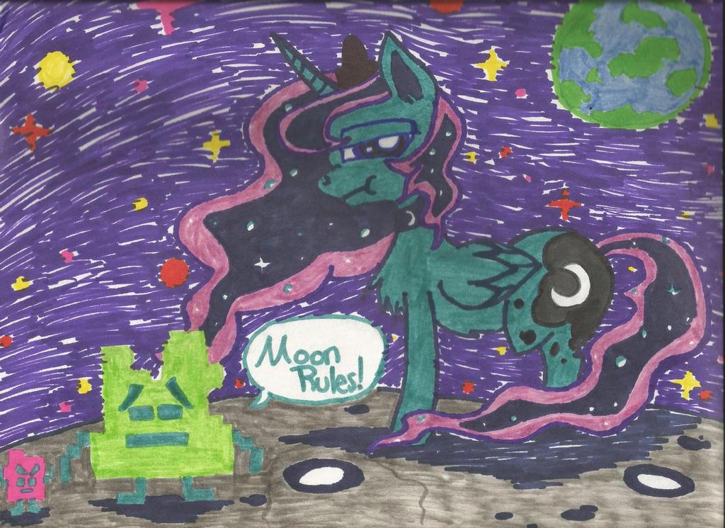 Aqua Teen Moon 79