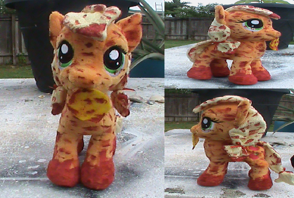 MLP-Killer Applejack Large Aurora Plush (For Sale) By