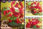 SL-Christmas Tree Rex Custom (For Sale)