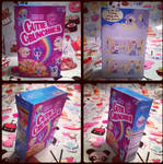 MLP-Cutie Crunchies Cereal Papercraft