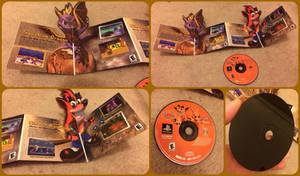 ( Spyro/Crash Bandicoot ) Ripto's Rage/Bash Demo