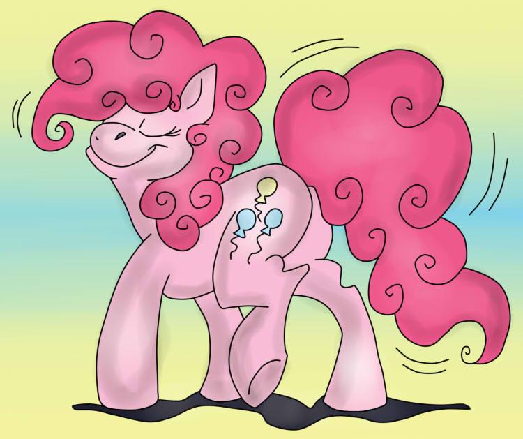 Pinkie Pie Butt ( MLP ) Pinkie Pie Sha...