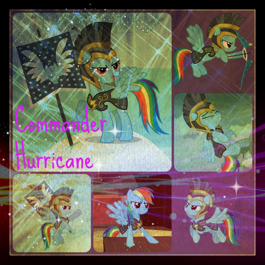 mlp commander hurricane