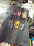 ( MLP ) Team Pony Shirt at MCCC 2015