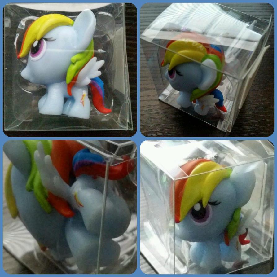 ( MLP ) Rainbow Dash Fashems Squishy Toy by KrazyKari on DeviantArt