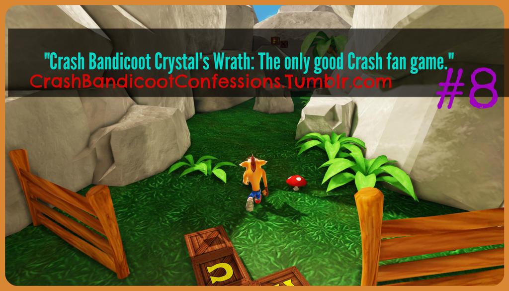 Aninimal Book: Crash Bandicoot Crystals Wrath