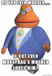 ( Spyro the Dragon ) Moneybag's Mother Meme