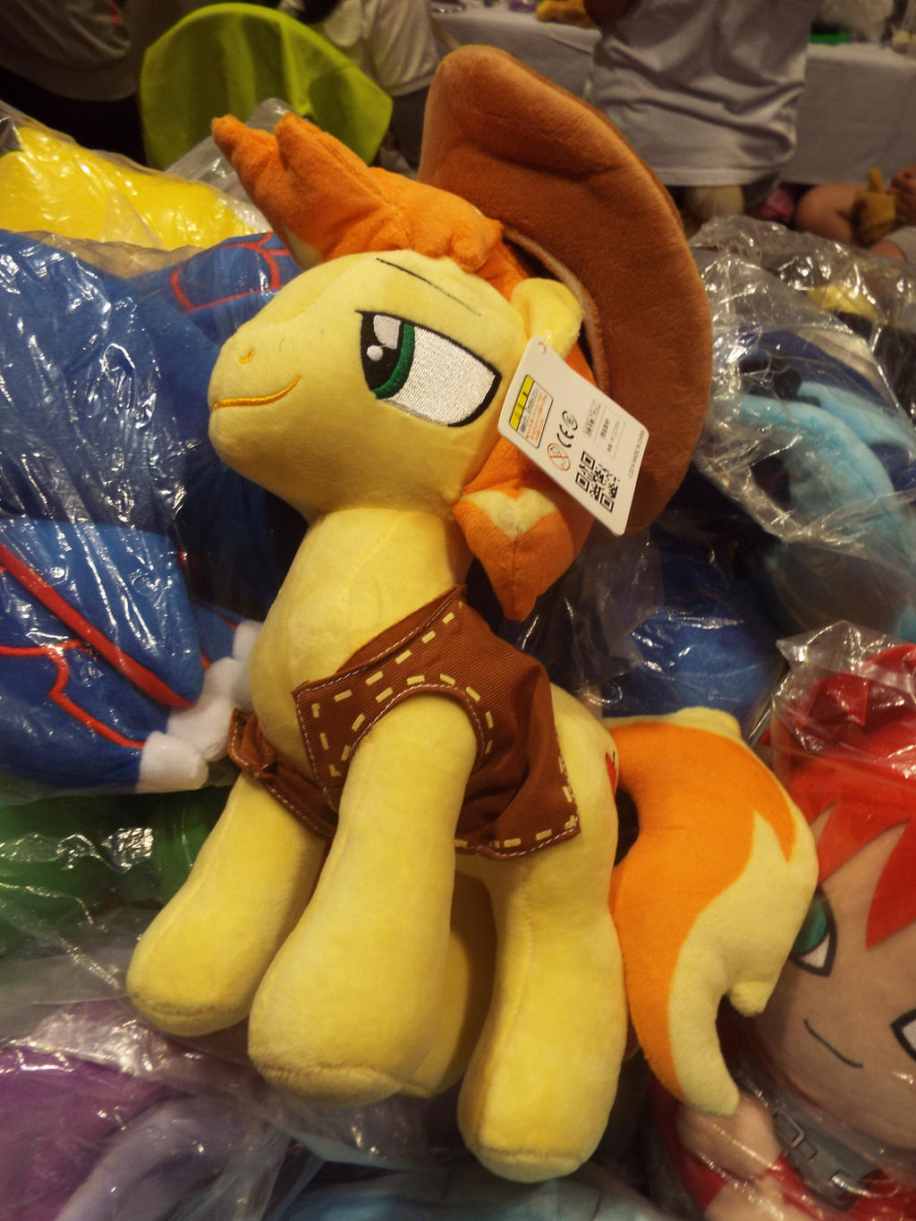 how to make a mlp plushie