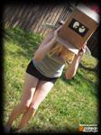 (MLP) Derpy Hooves Hiding! (Cosplay)