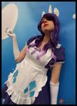 (MLP) Maid Rarity Cosplay