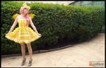 (MLP) Lolita Fluttershy Cosplay #2