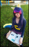(MLP) Wondercolts Twilight Sparkle Cosplay by KrazyKari