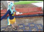 (MLP) Lyra Heartstrings Plays HopScotch! (Cosplay)