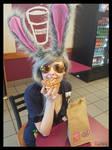 (Zootopia) Judy Hopps on Break Cosplay