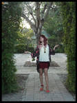 (MLP) Roseluck in the Garden Cosplay by KrazyKari
